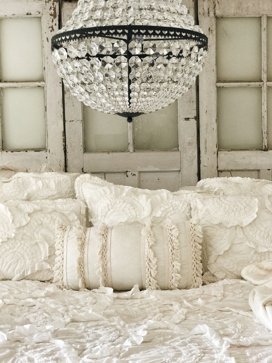 Master Bedroom Makeover The Chandelier Liz Marie Blog