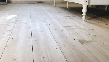 bedroom floors. Downstairs Guest Bedroom Makeover  The Floors We Painted Liz Marie Blog