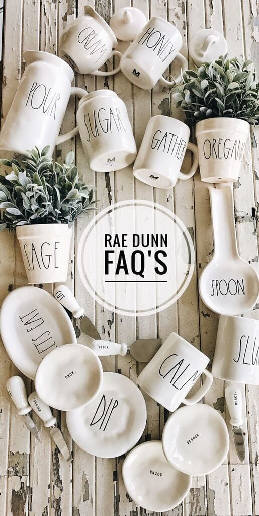 My Rae Dunn Collection Faq S Liz Marie Blog