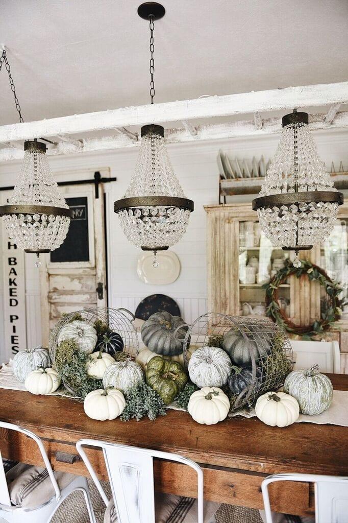 Fall Decorating Idea