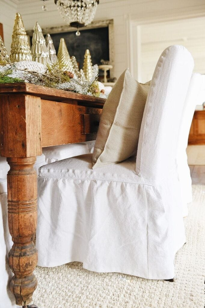 susans vintage slipcovers slipcovermaker pinterest wood susan on canvas chairs accents best white slipcover s chair detail slipcovered upholstered images