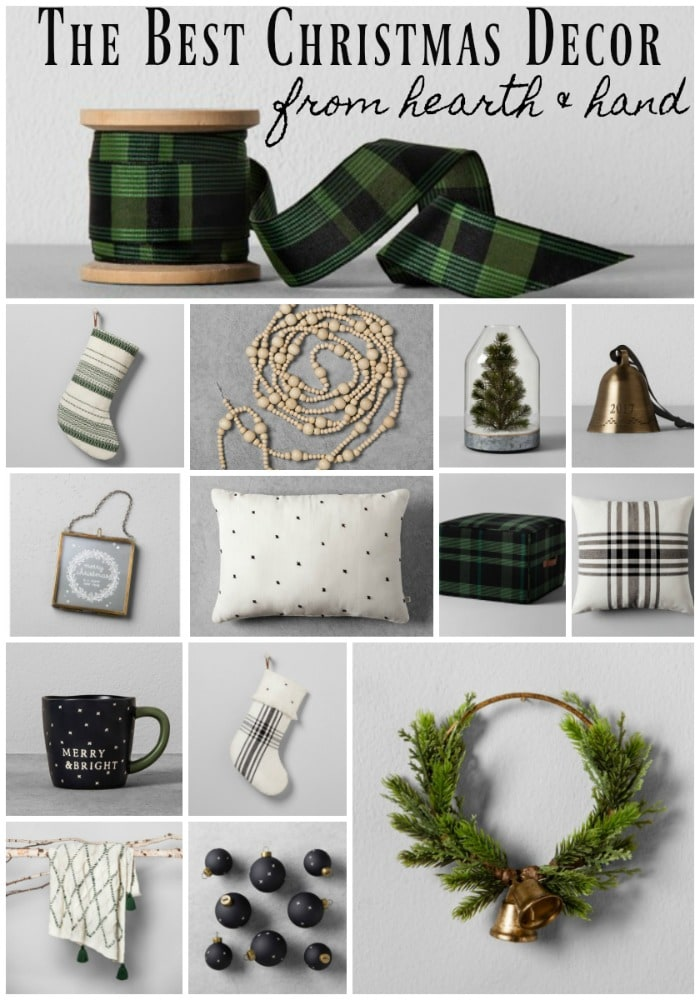 The best christmas decor from hearth hand liz marie blog Best christmas decorating blogs