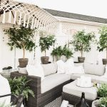Cozy Farmhouse Patio Liz Marie Blog