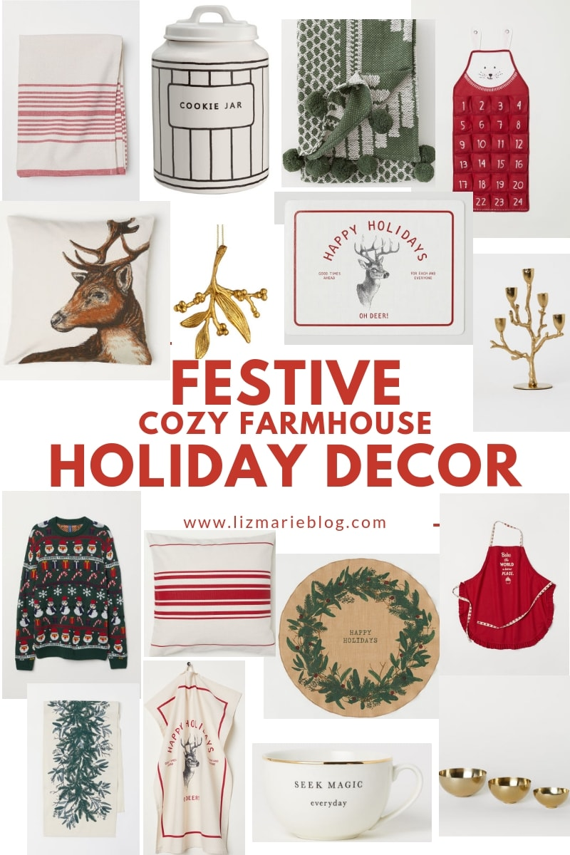 Farmhouse Holiday Decor