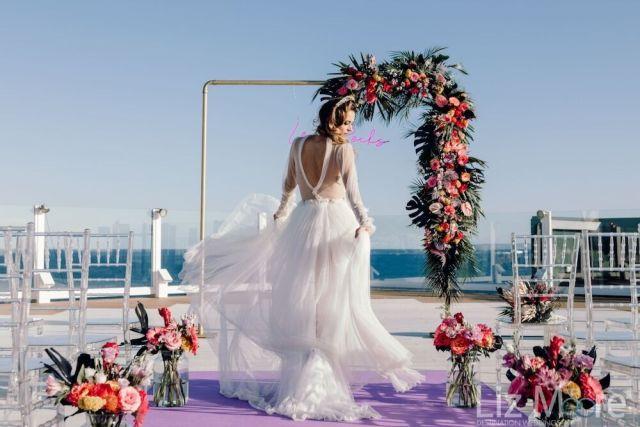 Hard-Rock-Hotel-mariage-mariée