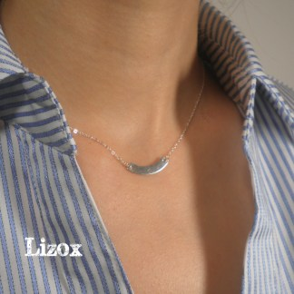 Minimalist Bar Necklace