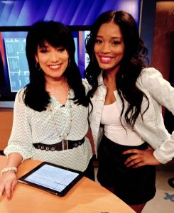 Keke Palmer and Liz
