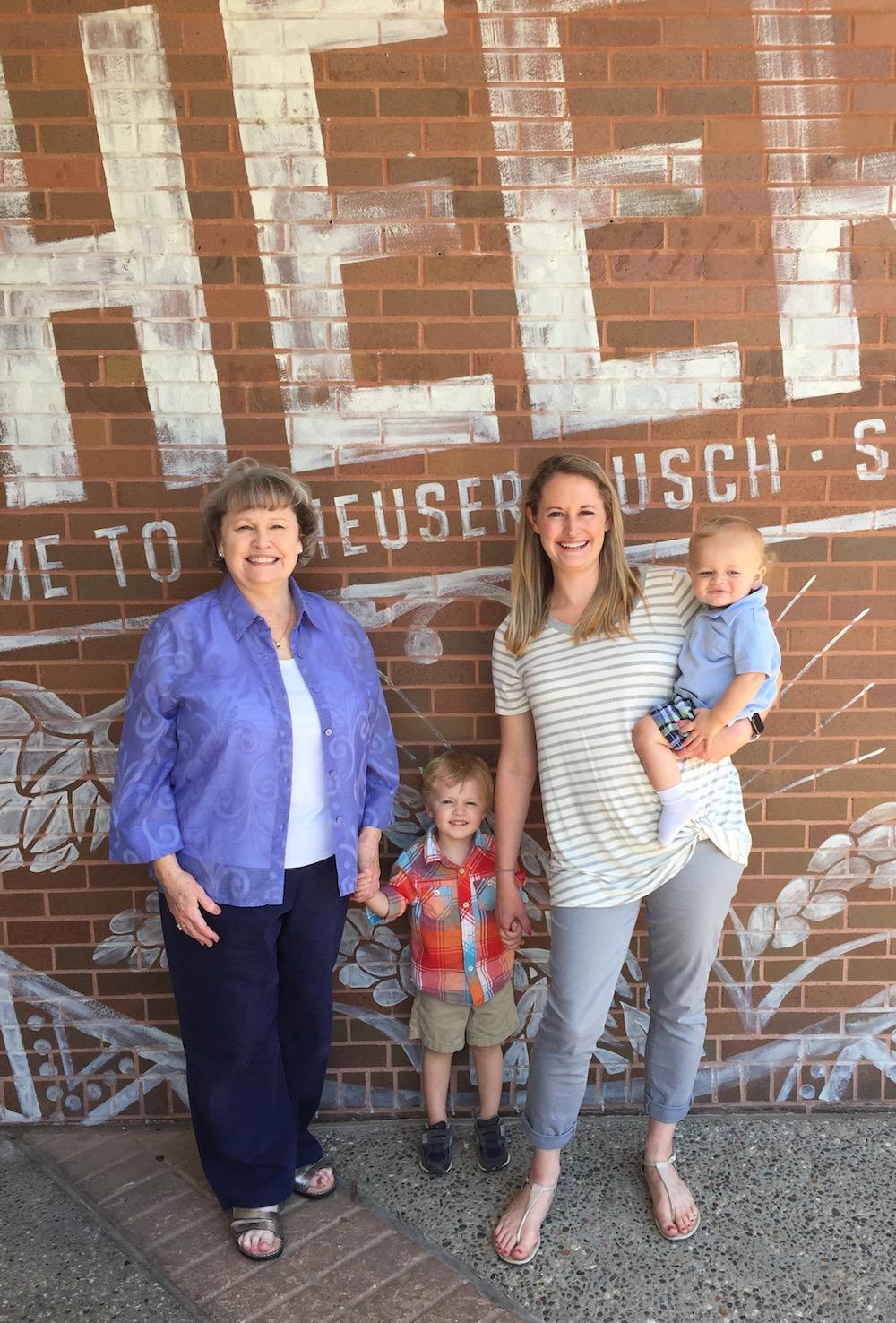 Mother's Day Brunch at Anheuser-Busch St. Louis Biergarten
