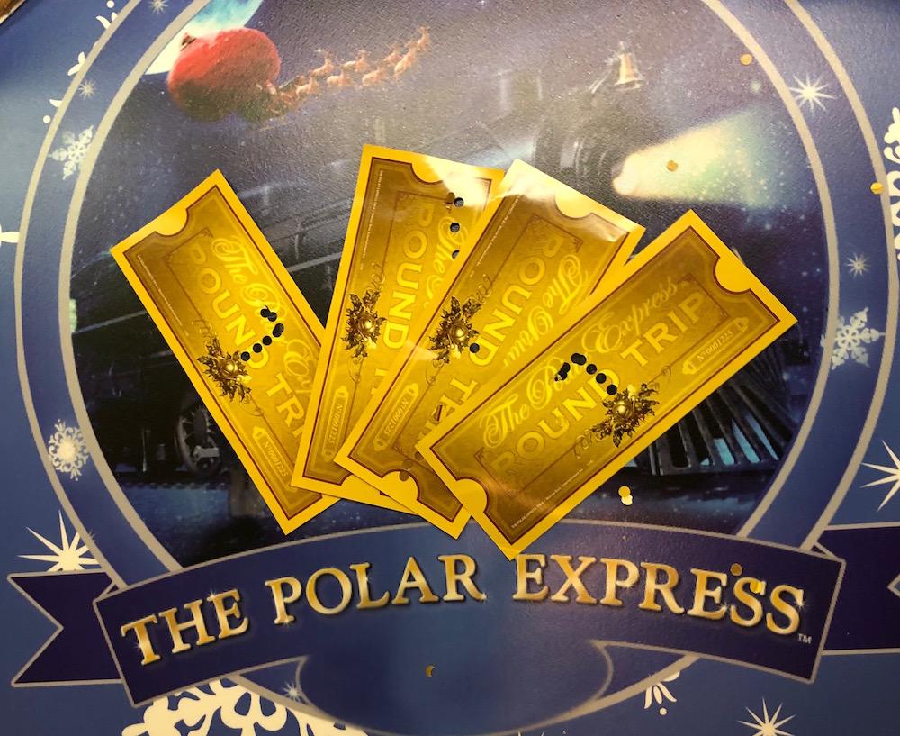 Polar Express at St. Louis Union Station 2018