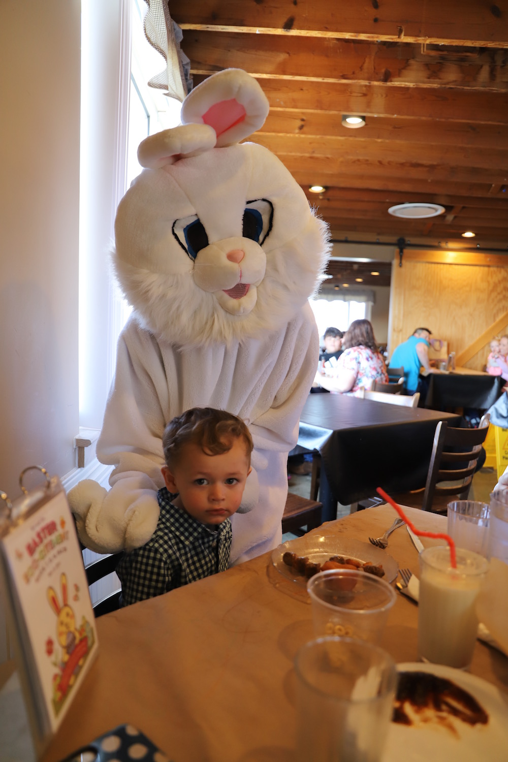 A Very Bunny Weekend at Eckert's - St. Louis family & lifestyle blogger Liz of lizrotz.com