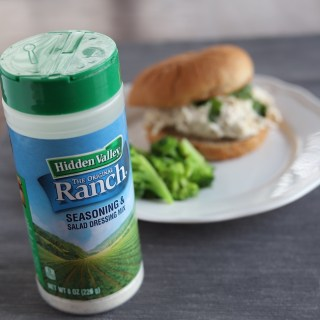 Dinner Made Easy with Hidden Valley Ranch