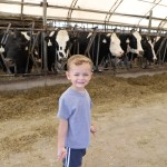 Prairie Farms Dairy Farm Tour