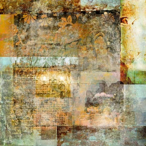 Digital collage © 2014 Liz Ruest