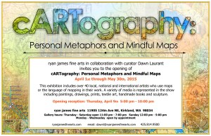 cARTography announcement