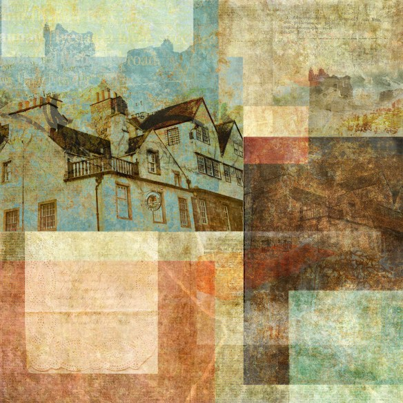 by its cover: Digital collage by Liz Ruest