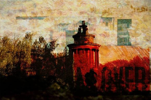 seldom given: Digital collage by Liz Ruest