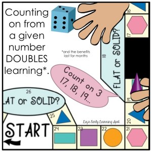How to use board games to maximise math skills (Liz's Early Learning Spot)