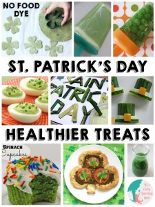 9 Healthier St. Patrick's Day Treats