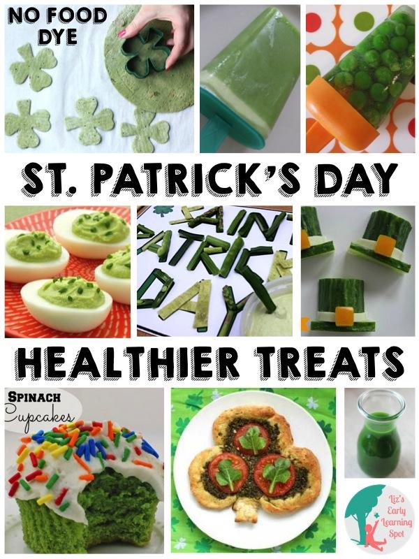 9 Healthier St. Patrick's Day Treats