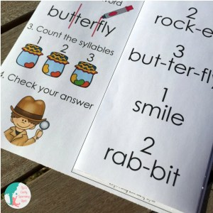 Self-check how many syllables with this free download!