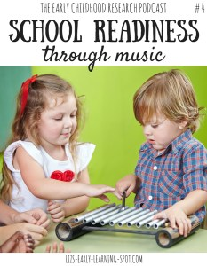 School Readiness Through Music: #4