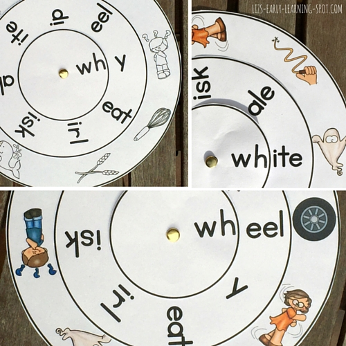 Digraphs Wh Words When You Only Have A Minute Lizs