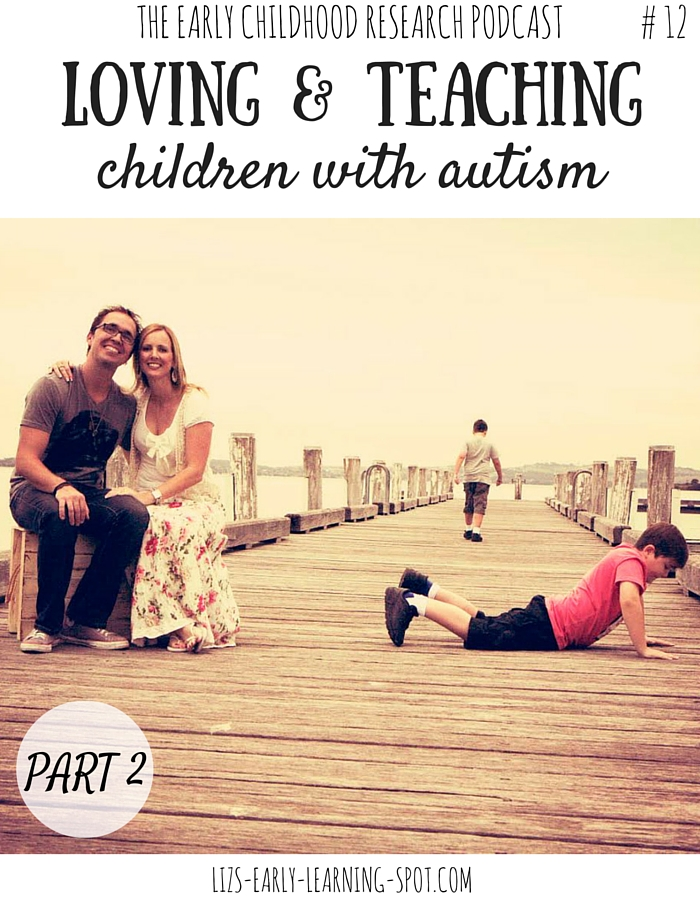 This interview is full of tips, stories and suggestions for parents, carers and educators of children with autism!