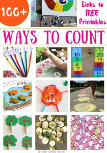 Over 100 Fun Ways to Count