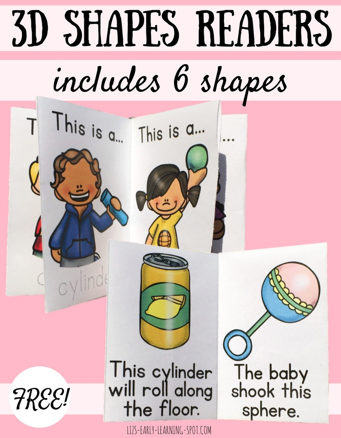 Free 3D Shapes Readers