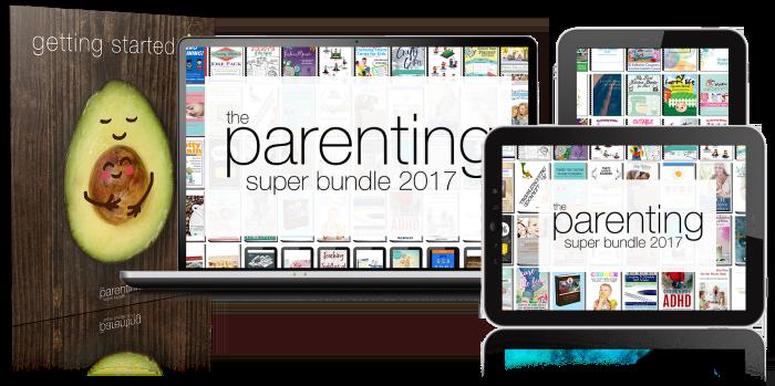 Parenting bundle for 2017!