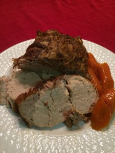 Pork Tenderloin roast