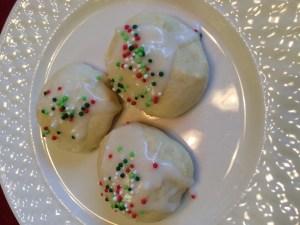 Italian Sponge Drop Cookies