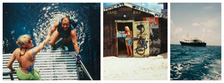 Bahamas 1992 collage 3