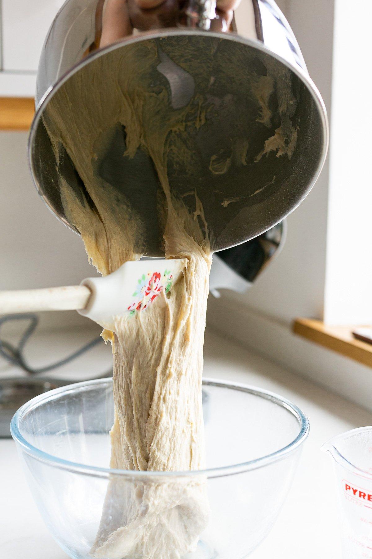 Brioche bun recipe method