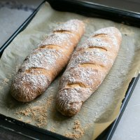 paul hollywoods baguettes