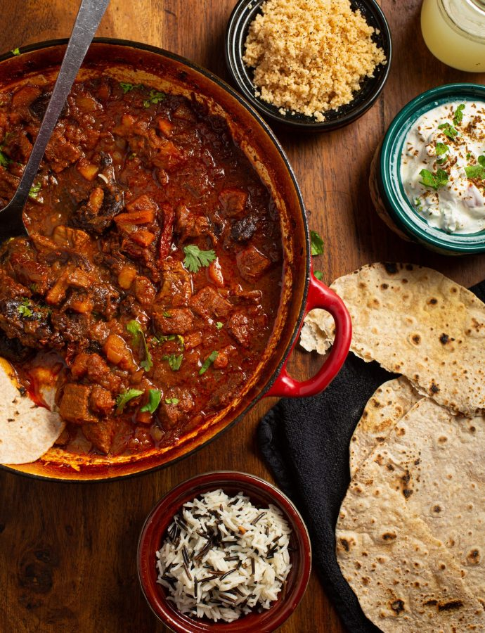 Beef Lavin – A delicious Middle-Eastern inspired Beef Stew
