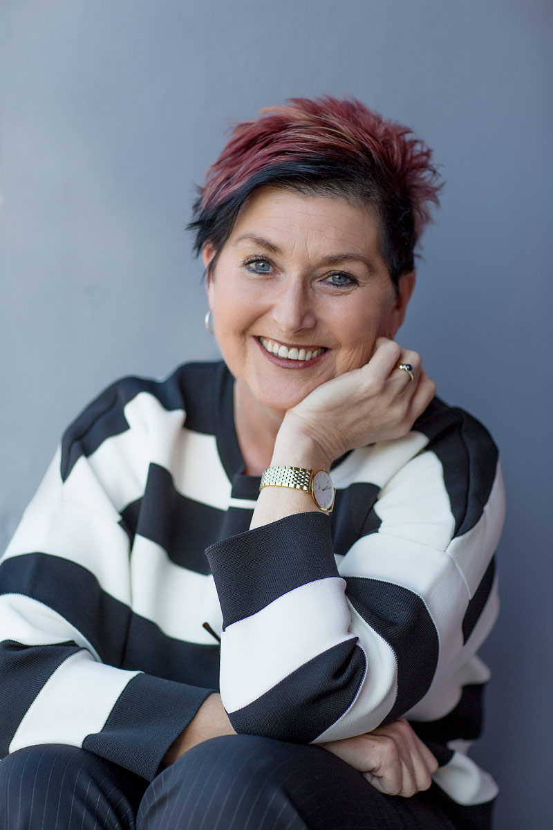 Female business portrait in Melbourne