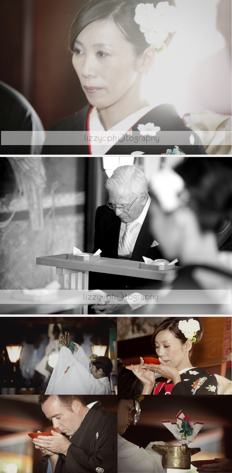 shinto wedding Japan photography
