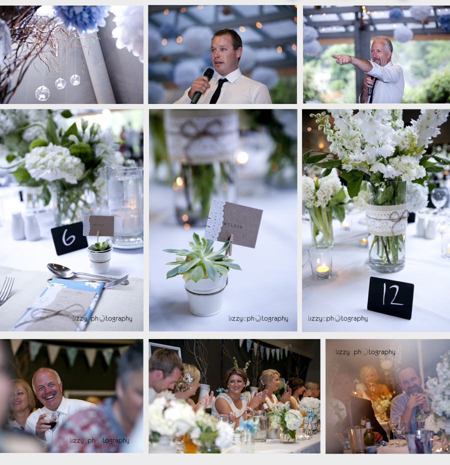 A Royal Melbourne Botanic Gardens & Terrace Wedding