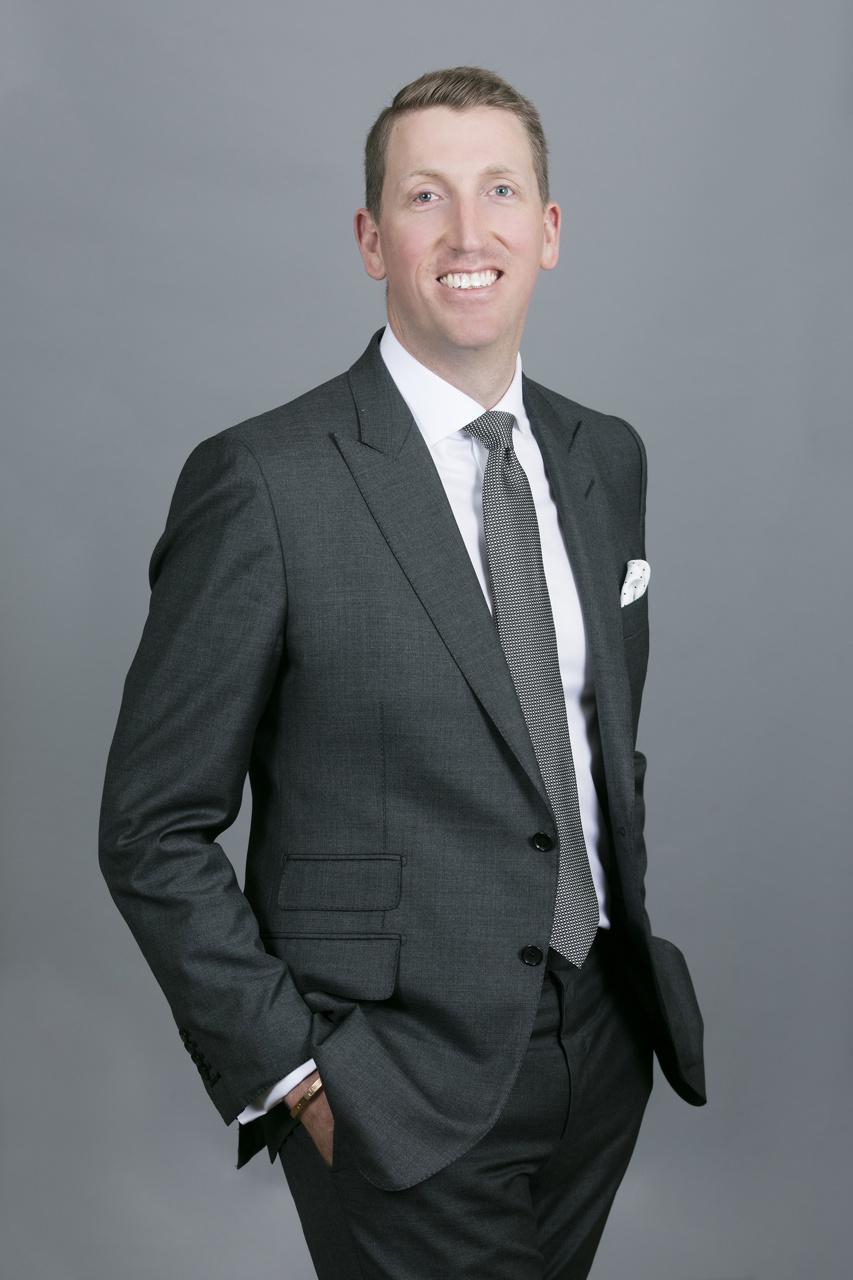 LinkedIn corporate portrait by Melbourne Photographer