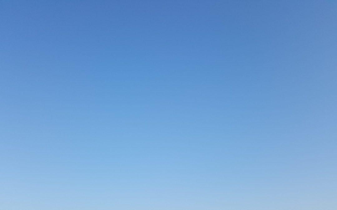 Corona blauw