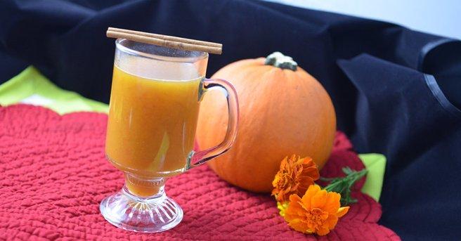 Boozy Pumpkin Cider