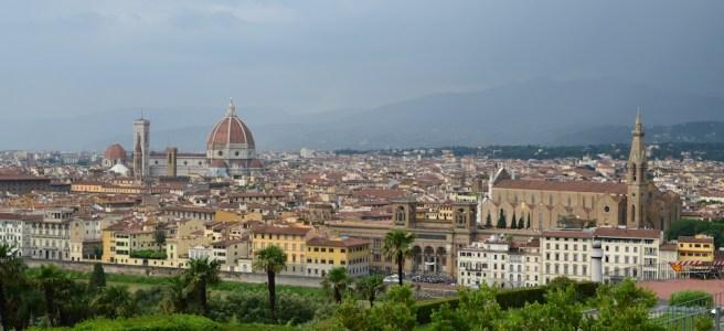 Piazza de Michelangelo