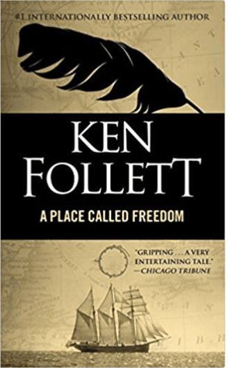 A Place Called Freedom - one of the 7 books I read in April!