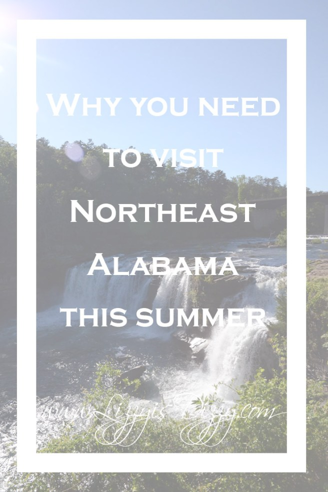 Why you need to visit Northeast Alabama this summer
