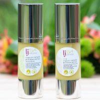 Organic skin serum