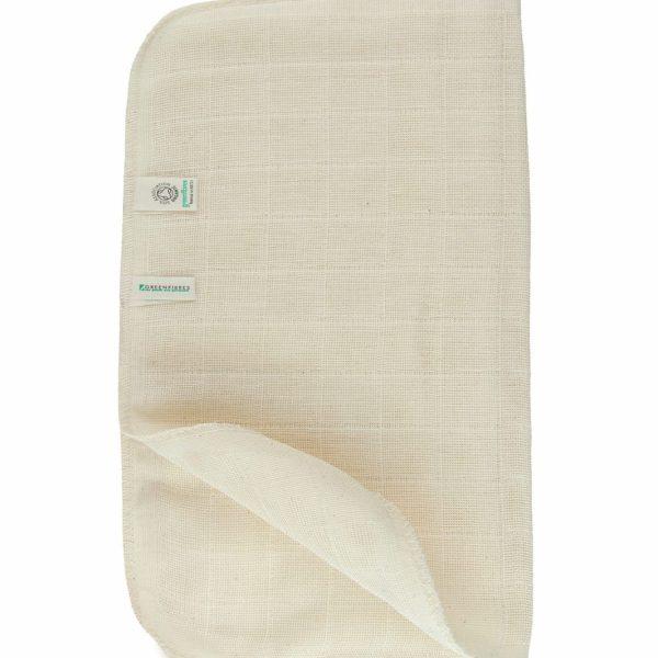Muslin face cloth