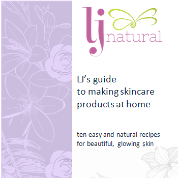 Organic Beauty Recipe Book