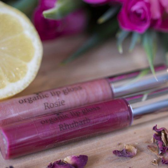 Organic Lip Glosses