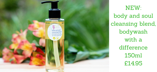 Cleansing handmade organic products